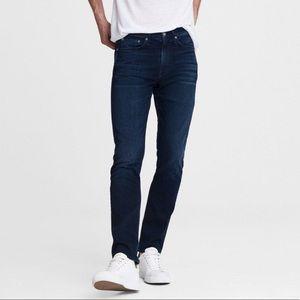 Rag & Bone Fit 2 Slim Dark Indigo Jeans Size 32x31